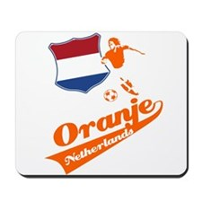 Dutch soccer Mousepad