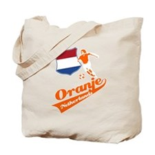 Dutch soccer Tote Bag