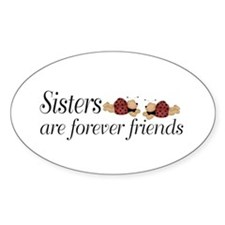 Forever Sisters Decal