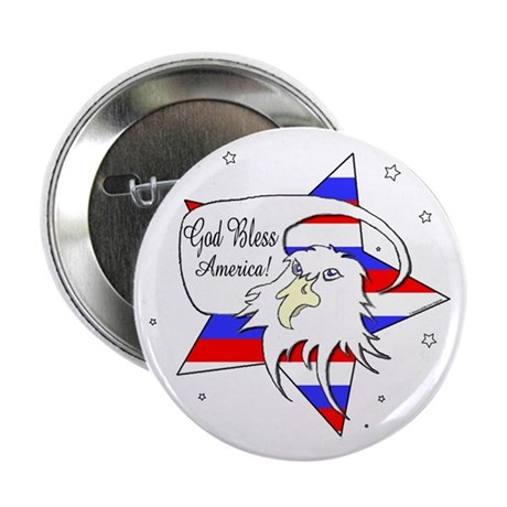 "American Eagle Christian 2.25"" Button"