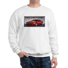 Red Mustang GT500KR Concept Jumper