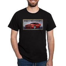 Red Mustang GT500KR Concept T-Shirt