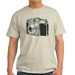 Vintage Camera Light T-Shirt