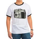 Vintage Camera Ringer T