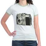 Vintage Camera Jr. Ringer T-Shirt
