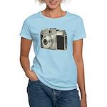 Vintage Camera Women's Light T-Shirt