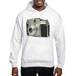 Vintage Camera Hooded Sweatshirt