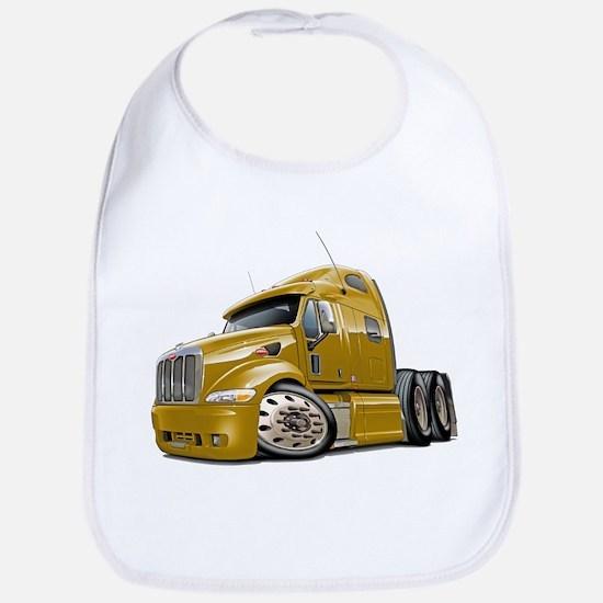 Peterbilt 587 Gold Truck Bib