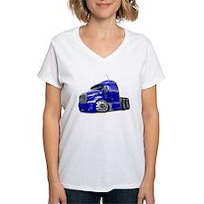 Peterbilt 587 Blue Truck Shirt