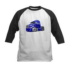Peterbilt 587 Blue Truck Tee