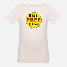 Cute Fur free gang Tee