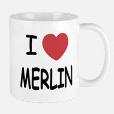 I heart Merlin Mug