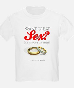 Want Great Sex T-Shirt