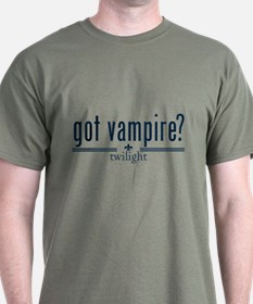 Got Vampire? by Twibaby T-Shirt