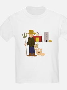 Nice Farmer T-Shirt