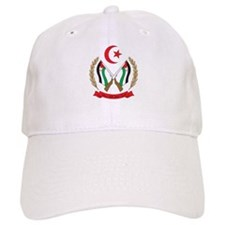 Western Sahara Coat Of Arms Cap