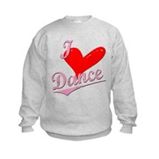 I love to Dance Sweatshirt