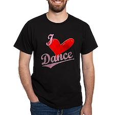 I love to Dance T-Shirt