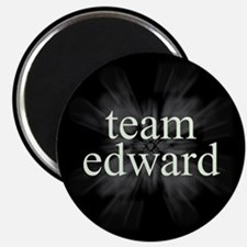 Team Edward Sparkle Magnet