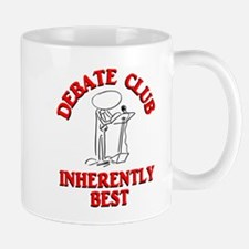Debate Club Inherently Best Mug