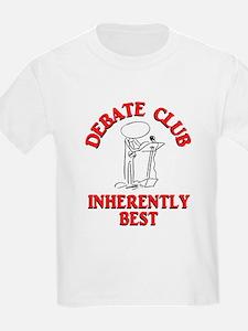 Debate Club Inherently Best T-Shirt