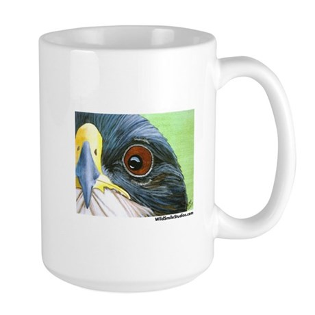 Peregrine Falcon Large Mug