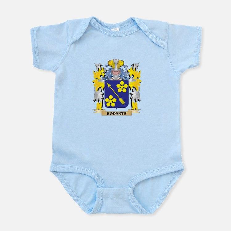 Rodarte Family Crest - Coat of Arms Body Suit