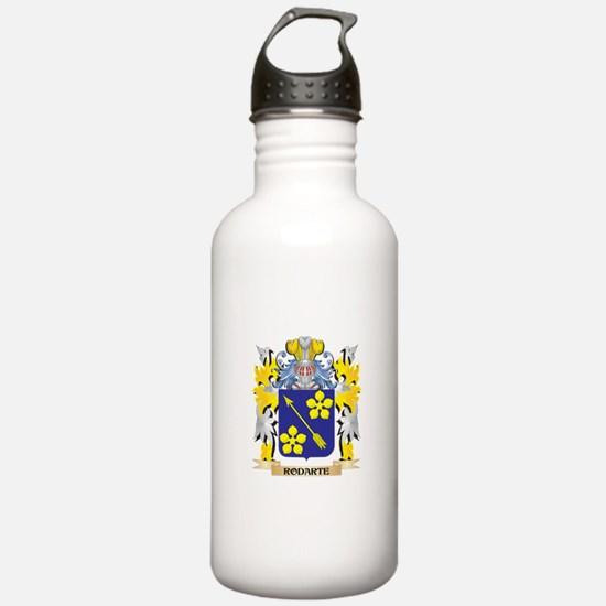 Rodarte Family Crest - Water Bottle