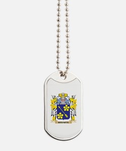 Rodarte Family Crest - Coat of Arms Dog Tags