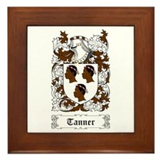 Tanner [English] Framed Tile
