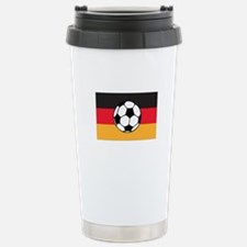 Germany Soccer Travel Mug