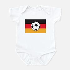 Germany Soccer Infant Bodysuit