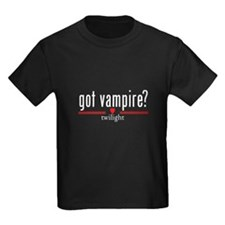 got vampire? with heart by twibaby T