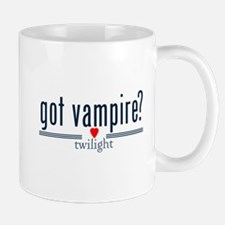 got vampire? with heart by twibaby Mug