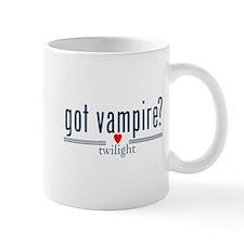 got vampire? with heart by twibaby Mug
