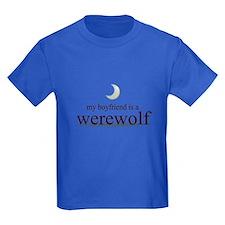 Boyfriend Werewolf Eclipse T