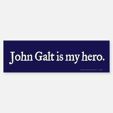 John Galt is My Hero Bumper Bumper Bumper Sticker