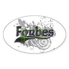 Forbes Tartan Grunge Decal