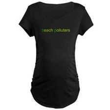 beach polluters T-Shirt