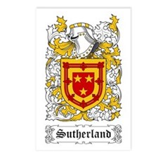 Sutherland Postcards (Package of 8)