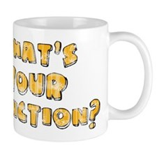Whats Your Function Orange on Mug