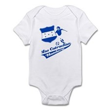 Honduran soccer Infant Bodysuit