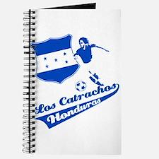 Honduran soccer Journal