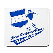 Honduran soccer Mousepad