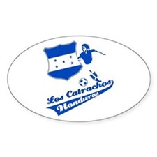 Honduran soccer Decal