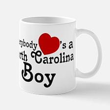 Everybody Hearts a NC Boy Mug