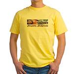 Dominguez High Yellow T-Shirt