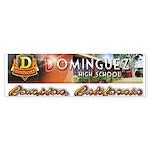Dominguez High Sticker (Bumper)