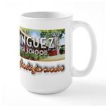 Dominguez High Large Mug