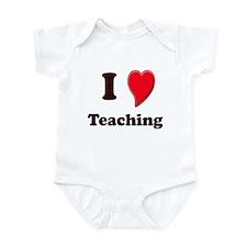 Cute Teacher retirement Infant Bodysuit
